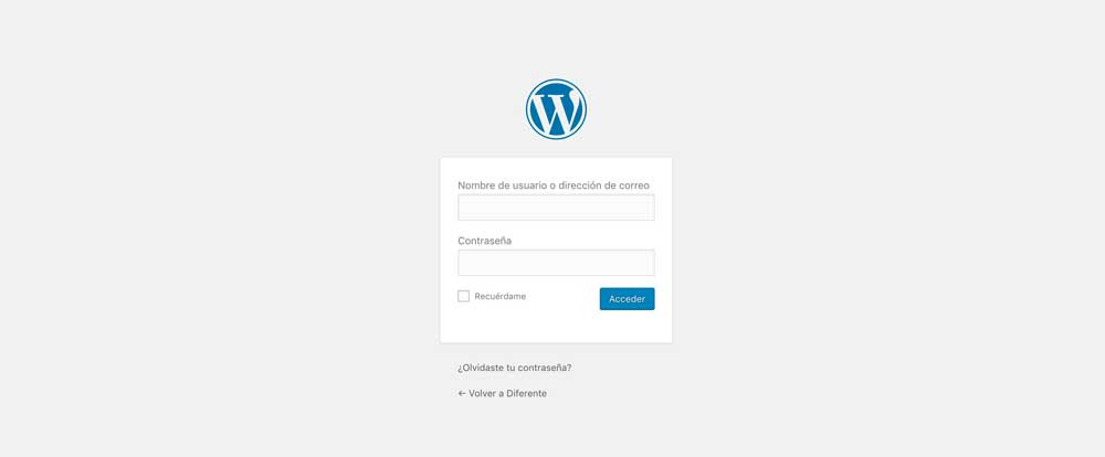 Agregar mensaje personalizado en la página de inicio de sesión de WordPress